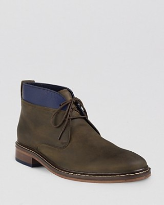 COLTON WINTERIZED WATERPROOF LEATHER CHUKKA BOOTS