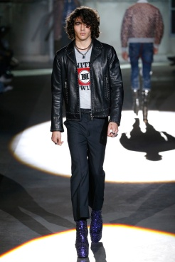 Dsquared2 Men's Spring 2017